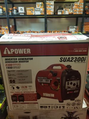 Brand new I power 2300 inverter generator . Im only asking for $ 330 for Sale in BUENA PARK, CA