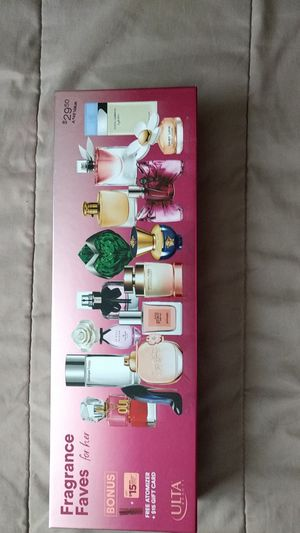 Fragrance Faves For Her (Ulta) for Sale in Plum, PA