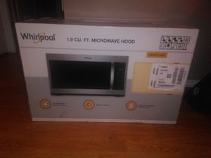 Over the range microwave for Sale in Santee, CA