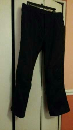 Winter motorcycle pants new never used size 36 price $130 cash for Sale in Hyattsville, MD