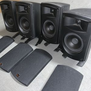 Klipsch Quintet 2.0 Bookshelf Speakers for Sale in Bakersfield, CA