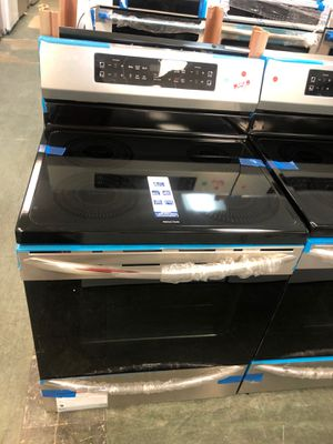 "30"" NEW FRIGIDAIRE INDUCTION ELECTRIC STOVE STAINLESS STEEL WITH ONE YEAR WARRANTY for Sale in Woodbridge, VA"