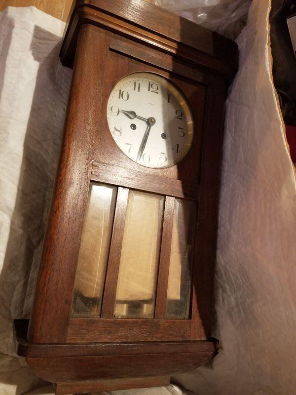 Antique European Clock