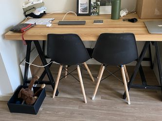 Industrial Office Table Dining Table for Sale in Portland,  OR