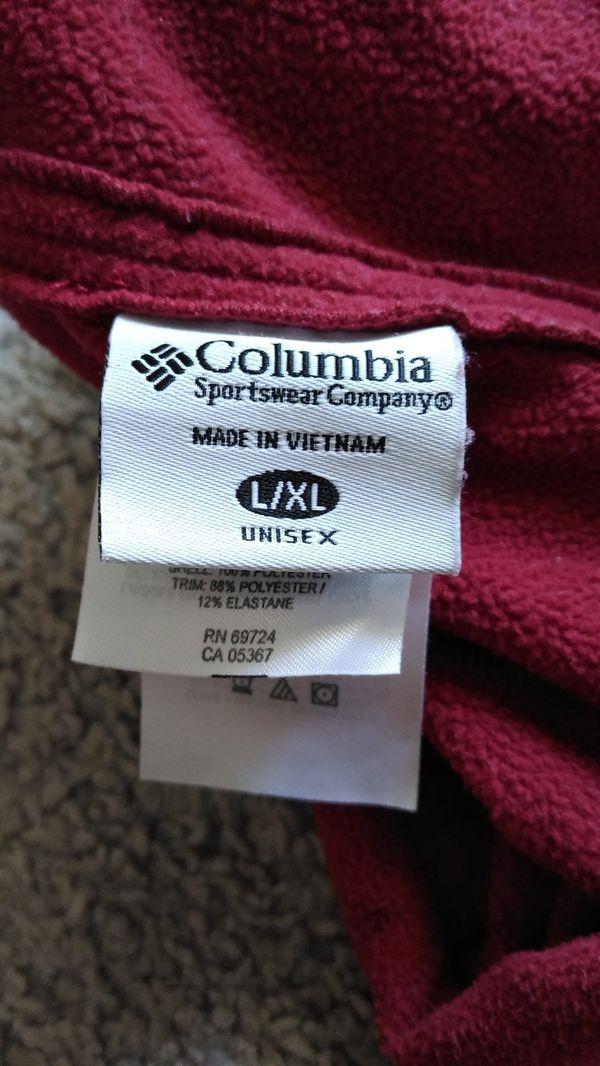 Beautiful Columbia Hat Unisex , size L/XL ( excellent condition )