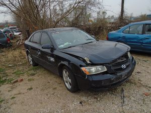 2006 Hyundai Sonata parts for Sale in Dallas, TX