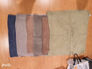 $5 for all 6 pieces of Shower towel gym towel for Sale in Milpitas, CA
