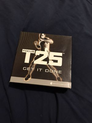 T25 Workout program for Sale in Houston, TX