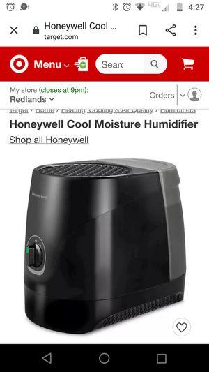 Brand NEW Honeywell humidifier for Sale in San Bernardino, CA