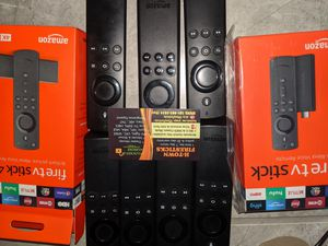 4k fire TV or basic stick for Sale in Houston, TX