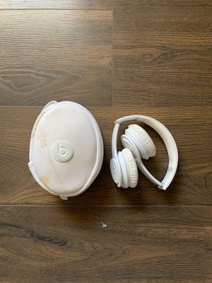 Wired Beats Solo by Dre for Sale in Modesto, CA