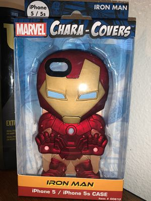 3D IRON MAN IPHONE 5/6 case for Sale in Reno, NV