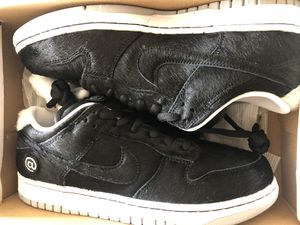 Nike Dunk Low Medicom Be@rbrick Size 9 for Sale in Glendale, CA
