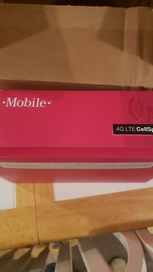 Wifi box for t-mobile phones for Sale in Magna, UT