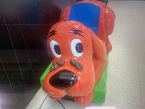 Clifford the Dog Coin Ride for Sale in Santa Maria, CA