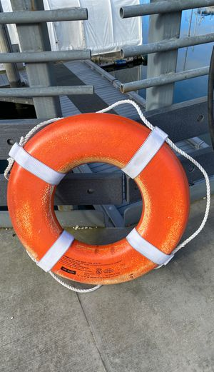 Life ring for Sale in Anacortes, WA