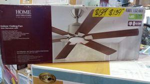 Home decorators 54-inch Renwick LED indoor ceiling fan for Sale in Phoenix, AZ