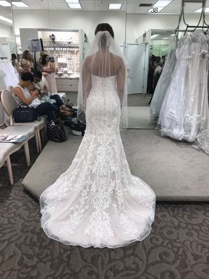 David's Bridal Wedding Dress for Sale in Sterling, VA