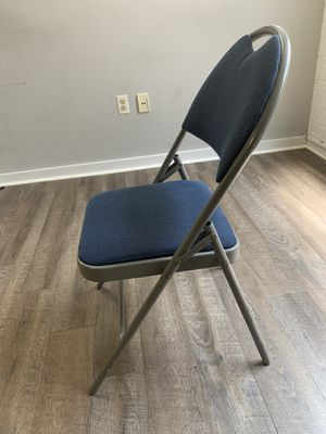 Durable folding chairs for Sale in Baltimore, MD