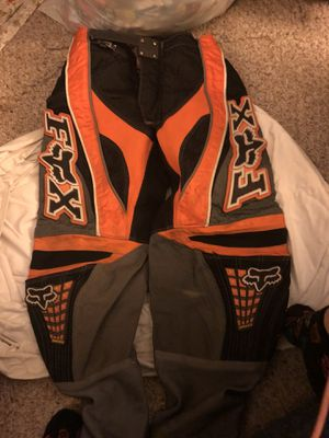 FOX Racing 360 riding pants for Sale in Wenatchee, WA