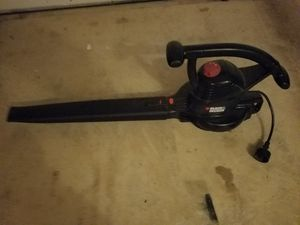Black & Decker Electric Leaf Blower for Sale in Alexandria, VA