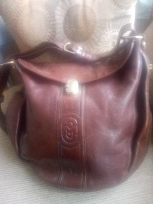 Marino Orlandi Bucket brown Lteather Shoulder Bag for Sale in Woodruff, WI
