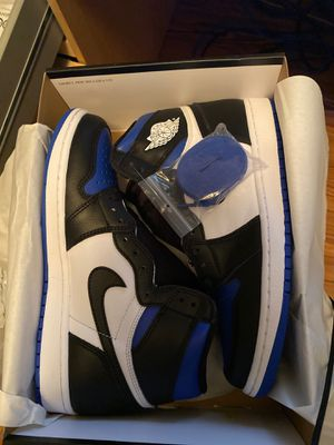 Air Jordan 1 Royal Toe for Sale in Washington, DC