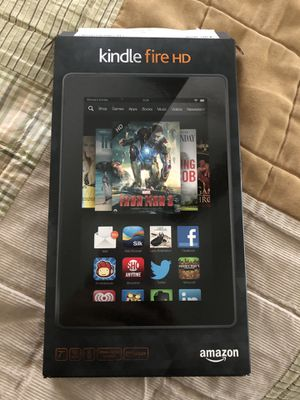 Kindle fire tablet 2013 for Sale in MIDDLEBRG HTS, OH