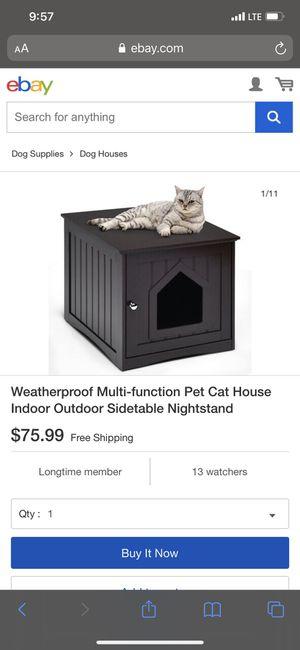 Pet house for Sale in Silverado, CA