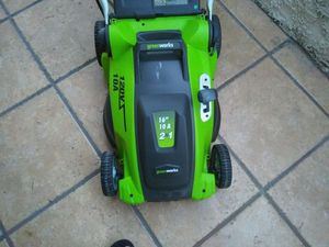 ELECTRIC MOWER LAWN FOR SALE for Sale in Rancho Cucamonga, CA