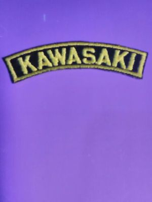 Kawasaki motorcycle patch for Sale in Atlanta, GA