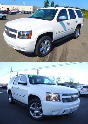 Urgent for sale.$12OO Beautiful 2013 Chevrolet Tahoe Needs.Nothing 2WDWheelss for Sale in Houston, TX