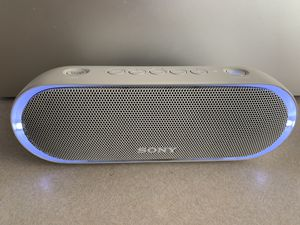 Sony Bluetooth speaker for Sale in Ontario, CA