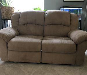 Recliner loveseat or sofa for Sale in Fort Worth, TX