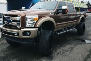 Ford F-350 4×4 Super Duty King Ranch for Sale in Portland, OR