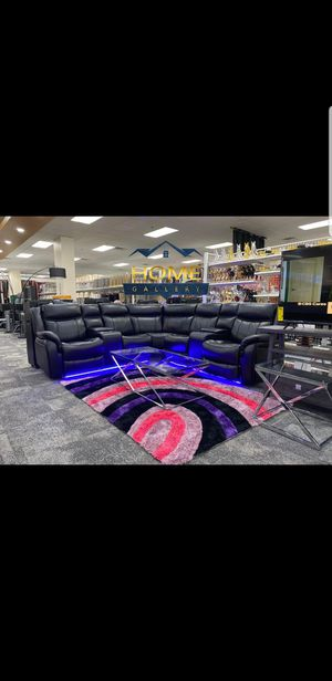 Led power sectional for Sale in Decatur, GA