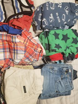 5T Boys Summer shorts Under Tshirts pajamas for Sale in Lawrenceville,  GA