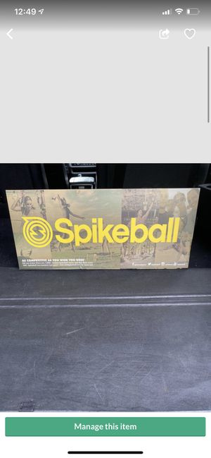 SpikeBall Game for Sale in Hawthorn Woods, IL