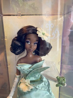 Tiana Disney Princess Designer Collection Doll brand new for Sale in Fullerton, CA