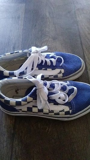 Boys Vans 4 Sale Size 12 Kids for Sale in Las Vegas, NV