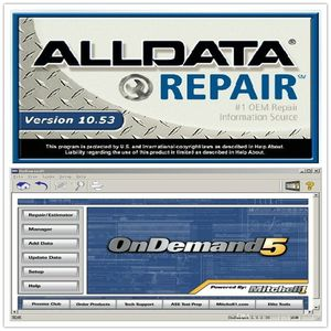 AllData 10.53 + Mitchell On Demand 5 2015 + ATSG 2017 Hard Drive Antishock for Sale in Orlando, FL