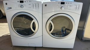Ge washer and electric dryer set for Sale in Tucson, AZ