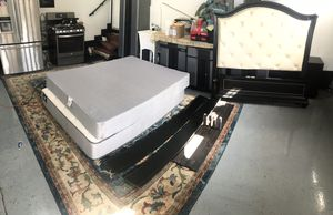 Luxury Bed set including mattresses for Sale in Brentwood, TN