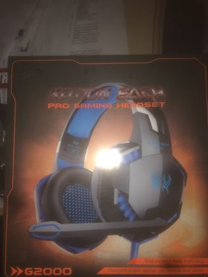 Gaming headset for Sale in Richmond, CA