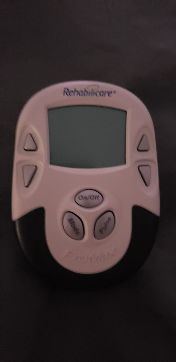 Rehabilicare Promax Tens Unit Electric Nerve Stimulator For Chronic Pain