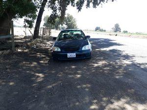 1996 HONDA CIVIC EX for Sale in Visalia, CA