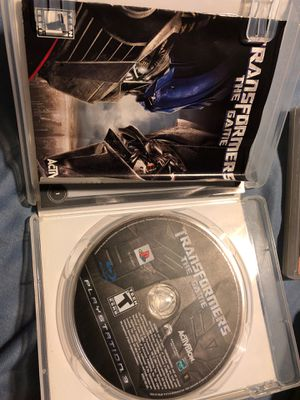 Transformers PS3 for Sale in Fresno, CA