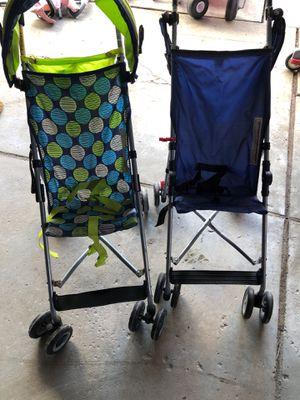 Umbrella strollers for Sale in Saint CLR SHORES, MI