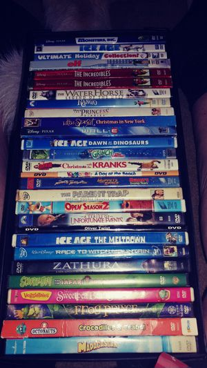 Kids DVD Movies $2 each for Sale in NO HUNTINGDON, PA