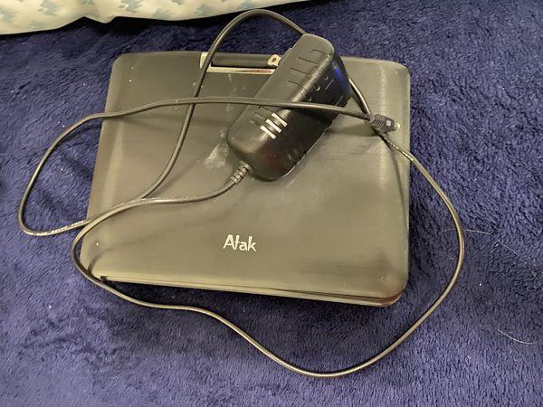 DVD players portable perfect estado usado no tiene mando